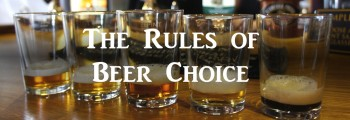 The Rules of Beer Choice