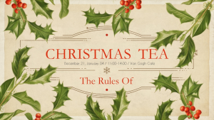 Rules of Christmas Tea