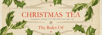 The Rules of Christmas Tea
